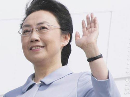Bà Trình Hồng Ảnh: TÂN HOA XÃ