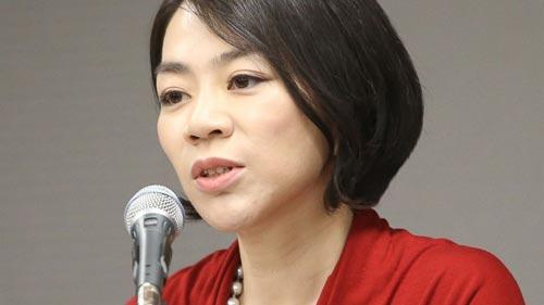 Bà Cho Huyn-ah Ảnh: AP