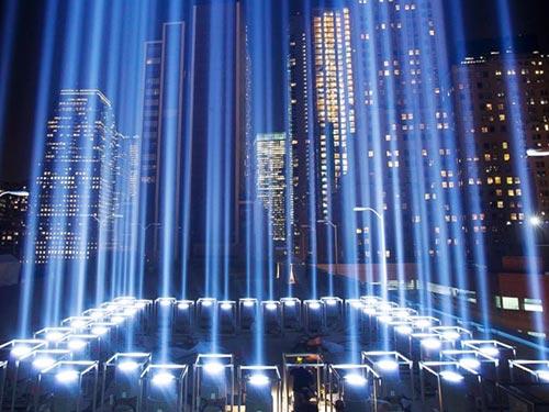 Quang cảnh tại lễ kỷ niệm ngày 11-9 vào năm 2013 Ảnh: AP