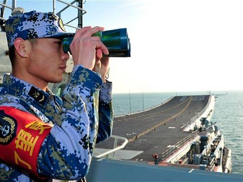 Ngân sách quốc phòng Trung Quốc năm 2015 sẽ nhiều hơn cả Anh, Đức, Pháp cộng lại Ảnh: REUTERS