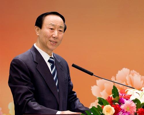 Trưởng Ban Liên lạc Đối ngoại Trung ương Đảng Cộng sản Trung Quốc Vương Gia Thụy Ảnh: NHÂN DÂN NHẬT BÁO