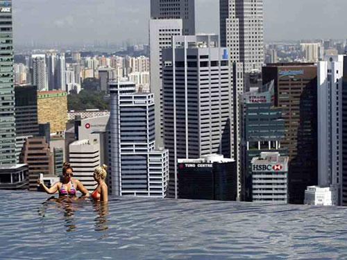 Singapore được Ngân hàng Thế giới xem là nơi có môi trường kinh doanh tốt nhất thế giới Ảnh: PICTURESNEW.COM