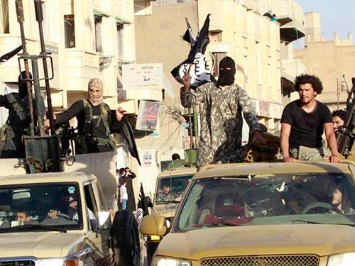 Một chuyên gia an ninh hàng đầu Iraq nhận định IS hiện gồm khoảng 100.000 thành viên Ảnh: Reuters