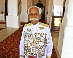 Ông Kottarappu Chattu Kuttan. Ảnh: Pinterest