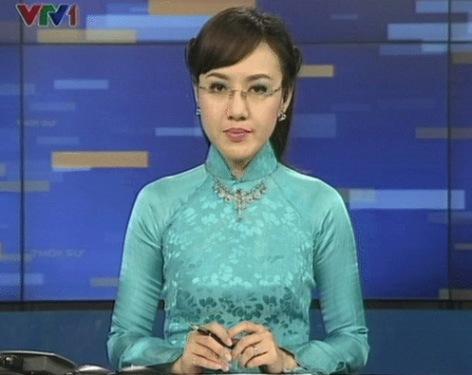 BTV Hoài Anh của VTV phát âm khá chuẩn giọng Sài Gòn