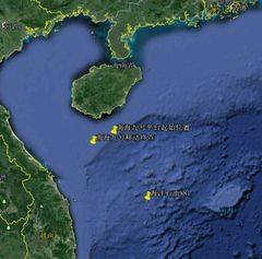 Giàn khoan Nam Hải số 9 có thể nằm gần bờ biển Việt Nam hơn nữa. Nguồn: Phượng Hoàng