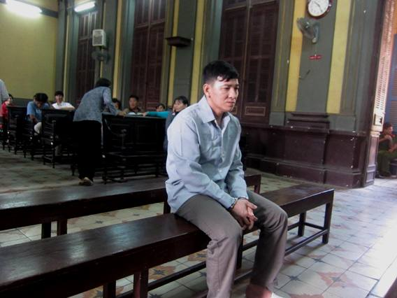 Giết vợ dã man nên bị cáo Nhàn lãnh án tù chung thân