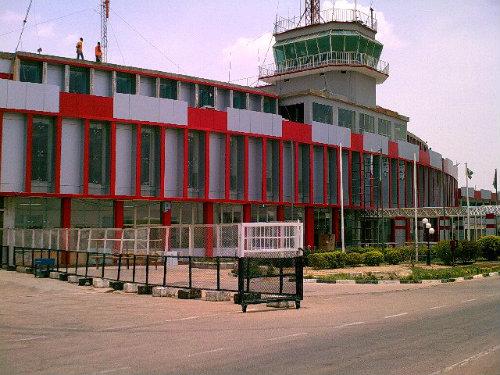 Sân bay Kano, Nigeria. Ảnh: Premium Times