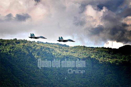 Diễn tập Lục quân - Không quân phối hợp tác chiến