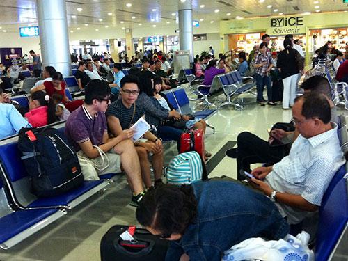 Nhà ga nội địa sân bay Tân Sơn Nhất