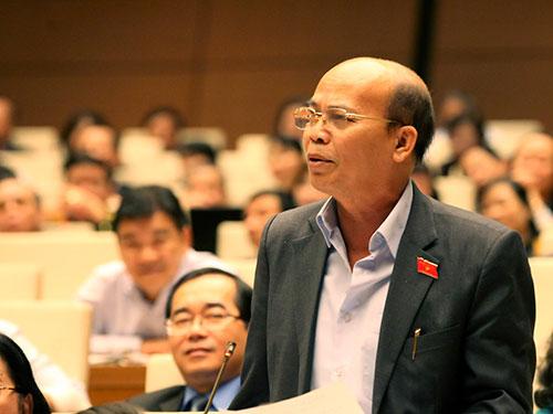 ĐB Đỗ Văn Đương (TP HCM): Vì sao công chức lười nhác muốn thành lãnh đạo ngày càng nhiều?
