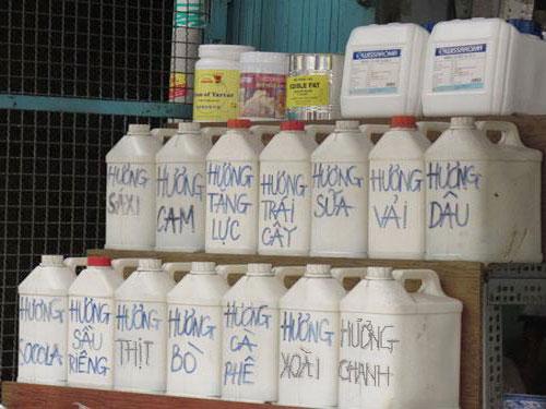 """Báo động """"cà phê Kim Biên"""""""