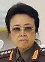 Một nguồn tin cho biết bà Kim Kyong-hui đã qua đời. Ảnh: Chosun Media
