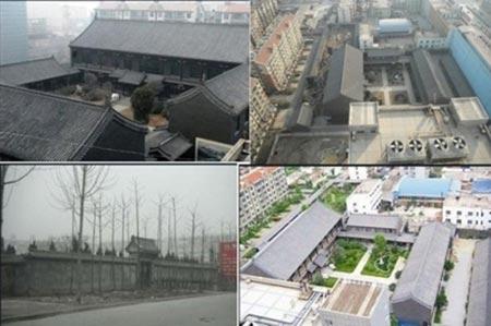 Hình ảnh khu biệt thự trị giá 1,12 triệu USD của ông Cốc. Ảnh: Want China Times