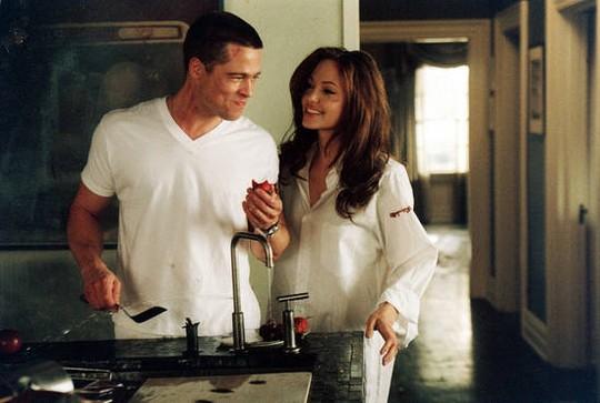Cả hai trong phim Mr and Mrs Smith