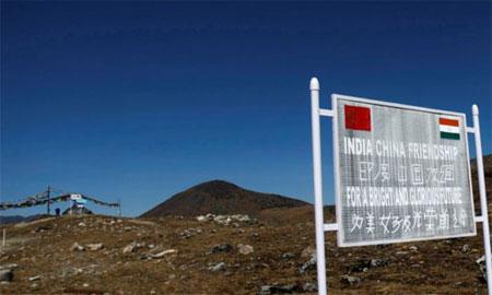 Biên giới không chính thức giữa Trung Quốc và Ấn Độ