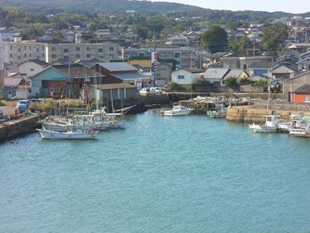 Fukue là nhóm đảo lớn nhất thuộc Goto. Ảnh: Want China Times