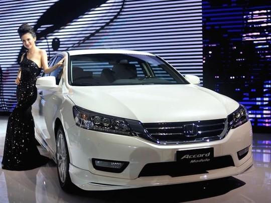 Cách đây vài ngày, Honda đã giới thiệu một mẫu xe mới nhập khẩu từ Thái Lan để bán tại Việt Nam.