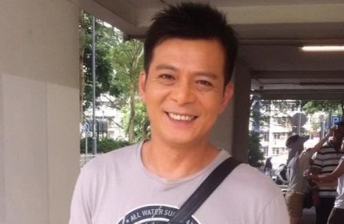 Diễn viên Huỳnh Nhật Hoa