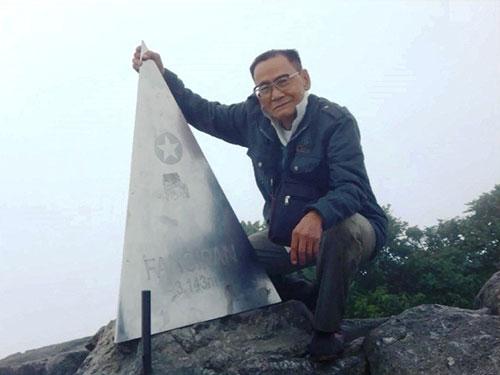 Cụ Huỳnh Văn Ráng chinh phục đỉnh Fansipan lần thứ tưNguồn: VIETKINGS