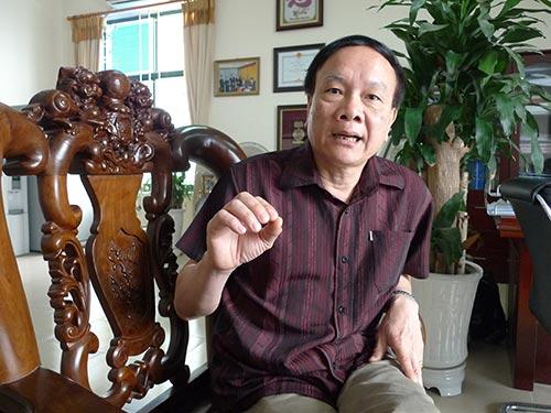 TS Nguyễn Thành Sơn, Giám đốc Ban Quản lý các dự án than đồng bằng sông Hồng - Tập đoàn Công nghiệp Than và Khoáng sản Việt Nam