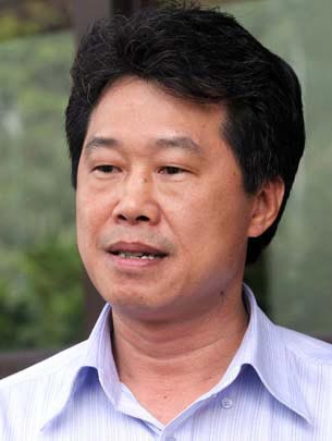 Ông Đinh Văn Nhã, Phó Chủ nhiệm Ủy ban Tài chính - Ngân sách của Quốc hội