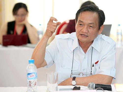 Phó trưởng Đoàn Đại biểu Quốc hội TP HCM, ông Trần Du Lịch