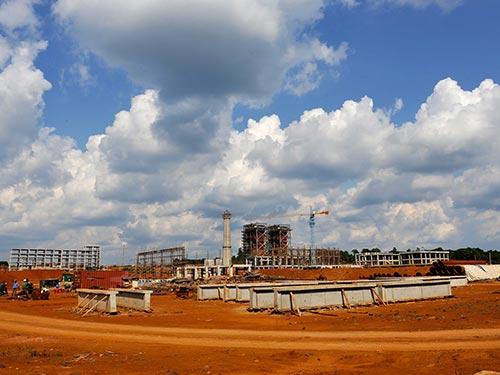 Dự án bauxite Nhân Cơ đang dở dang, dấy lên nhiều lo ngại về hiệu quả kinh tế, môi trường Ảnh: BẢO TRÂN