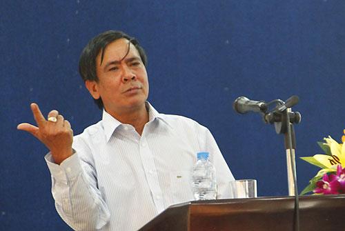 Ông Vũ Xuân Thành - Chánh Thanh tra Bộ Văn hóa Thể thao và Du lịch