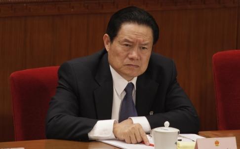 Ông Chu Vĩnh Khang. Ảnh: South China Morning Post