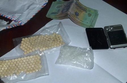 Nghẹt thở cuộc vây bắt 2 đối tượng vận chuyển ma túy trên Quốc lộ 1A
