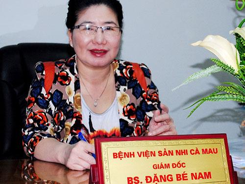 Bác sĩ Đặng Bé Nam