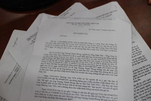 Một số ý kiến phản đối tân chủ tịch VFA