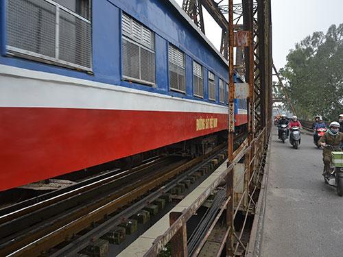 Dự án đường sắt đô thị số 1 bị tố xảy ra hành vi nhận hối lộ từ công ty của Nhật Bản Ảnh: TUẤN NGUYỄN
