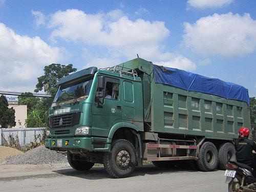 """Xe """"hổ vồ"""" thường xuyên hoạt động trên Quốc lộ 48, đoạn qua tỉnh Nghệ An"""