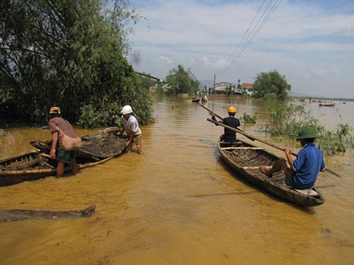 Nếu quy trình vận hành liên hồ được thực hiện nghiêm túc, người dân huyện Đại Lộc, tỉnh Quảng Nam hy vọng thoát cảnh ngập lụt như mùa mưa năm 2013