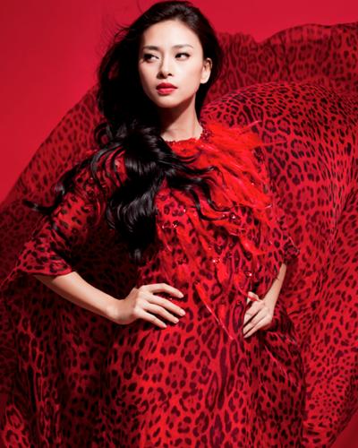 Ngô Thanh Vân vào tốp 10 người đẹp nhất thế giới 2013