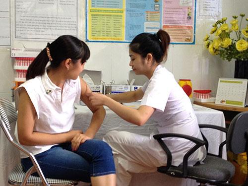 Tiêm phòng vắc-xin viêm não Nhật Bản tại Hà Nội