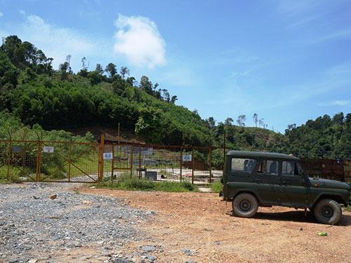 Mỏ vàng Bồng Miêu hoạt động trở lại và có thể xuất bán vàng trong khi các cơ quan quản lý thuế không thể áp dụng biện pháp cưỡng chế