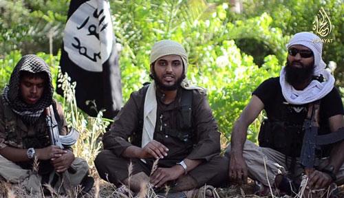 500 công dân Anh đã gia nhập hàng ngũ Nhà nước Hồi giáo ở Syria và Iraq Ảnh: CHATHAM HOUSE