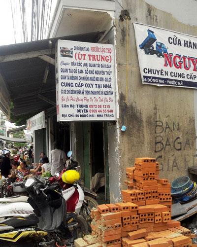 Cơ sở DVMT Phước Lộc Thọ Út Trung mới thành lập, thường xuyên giành mối với các cơ sở khác