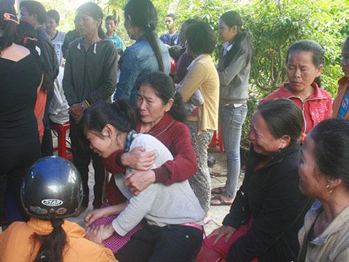 Người thân và xóm làng đau thương trước sự ra đi của 3 mẹ con cô giáo mầm non