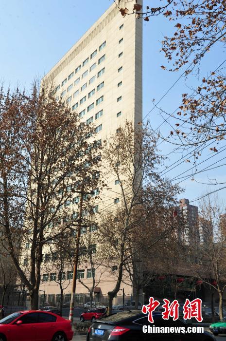 Hiện vẫn chưa rõ chức năng chính của tòa nhà này. Ảnh: China News