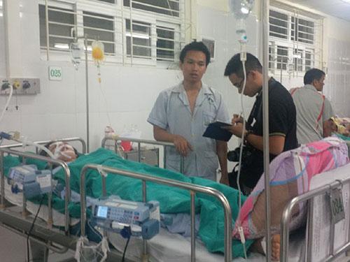 Anh Nguyễn Việt Thắng kể lại giây phút kinh hoàng của vụ tai nạn