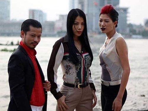 Cảnh trong phim Hương Ga. (Ảnh do đoàn làm phim cung cấp)