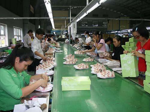 Doanh nghiệp chăm lo tốt là lý do khiến công nhân Công ty CP Công nghiệp Đông Hưng gắn bó lâu dài