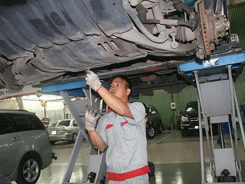 Bảo đảm an toàn lao động cho công nhân là trách nhiệm của doanh nghiệp