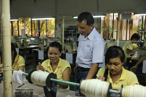 Cán bộ giỏi là một trong những yếu tố quyết định thành công của hoạt động Công đoàn TP HCM  Ảnh: HỒNG ĐÀO