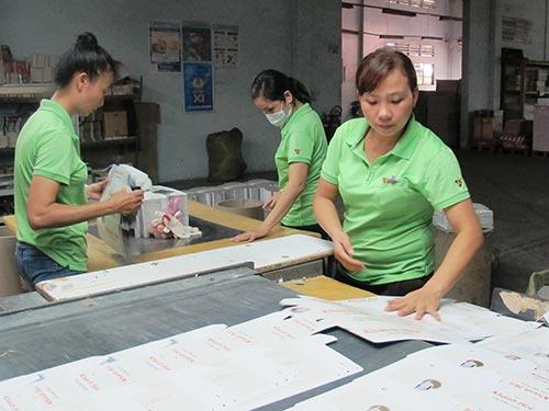 Lao động tại Công ty CP Đầu tư - Phát triển - Thương mại Viễn Đông (quận Tân Bình, TP HCM) ổn định sau Tết