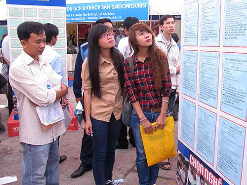 Lao động trẻ có nhiều cơ hội việc làm trong bối cảnh kinh tế hiện nay
